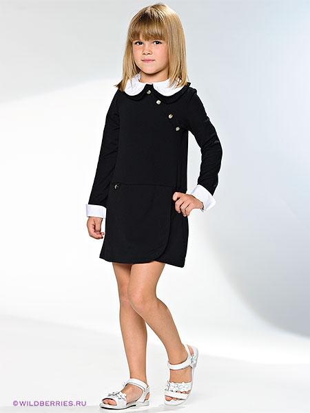Платье своими руками черного цвета