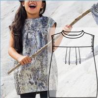Как сшить сарафан своими руками для девочки 9 лет