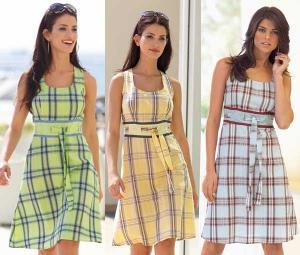 Платье на лето-выкройка бесплатно