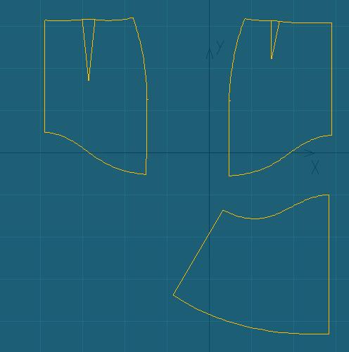 Как сшить себе юбку трапецию